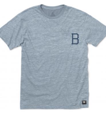 Burton Gaffer Reverse Flood Print T-Shirt