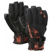 Burton Gore Tex Under Snowboard Gloves Brimstone Painted Buffalo Plaid