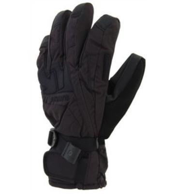 Burton Gore-Tex Under Snowboard Gloves True Black
