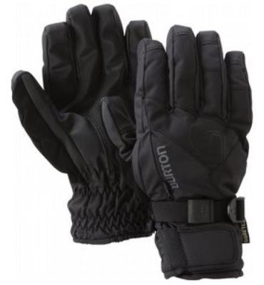 Burton Gore Under Snowboard Gloves True Black