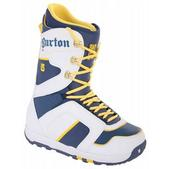 Burton Hod Snowboard Boots White/Blue
