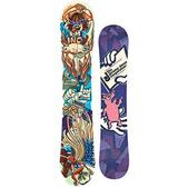 Burton Jeremy Jones Snowboard 156 Orange