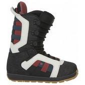 Burton Jeremy Jones Snowboard Boots Black Denim/Multi