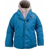 Burton Jewel System Girl's Snowboard Jacket Blue Topaz