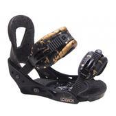 Burton Lo-Back Snowboard Bindings Black