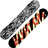 Burton Mens Super Hero Snowboard (2013/2014) (158W)