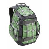 Burton Metalhead Pack Irish Green Flannel Plaid