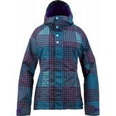 Burton Method Snowboard Jacket Heathers Cheeky Plaid