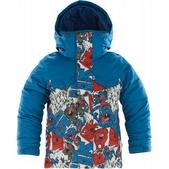 Burton Minishred Fray Snowboard Jacket Mascot