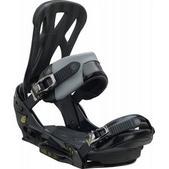 Burton Mission EST Snowboard Bindings Black