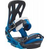 Burton Mission EST Snowboard Bindings Cobalt