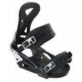 Burton P1.1 Snowboard Bindings Black