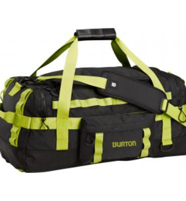 Burton Performer 50L Duffel Bag Phantom Tarp 50L