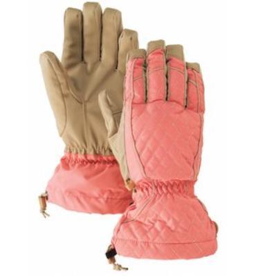 Burton Profile Snowboard Gloves Petal Pink