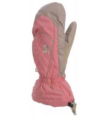 Burton Profile Snowboard Mitts Petal Pink