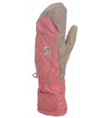Burton Profile Under Snowboard Mitts Petal Pink
