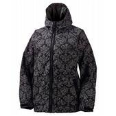 Burton Ronin Bronin Snowboard Jacket Rn Tapestry La Gray