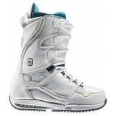 Burton Sapphire Snowboard Boots White/Tan