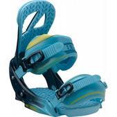 Burton Scribe EST Snowboard Bindings Blue Fade