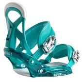 Burton Scribe Smalls Snowboard Bindings (Girls')