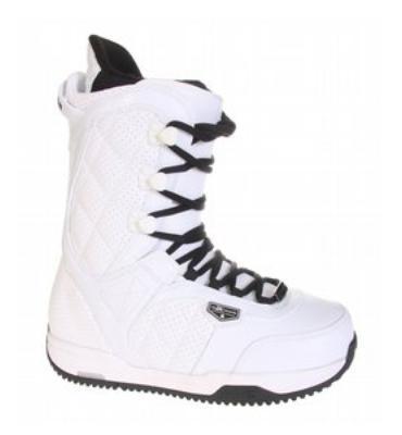 Burton Shaun White Snowboard Boots White