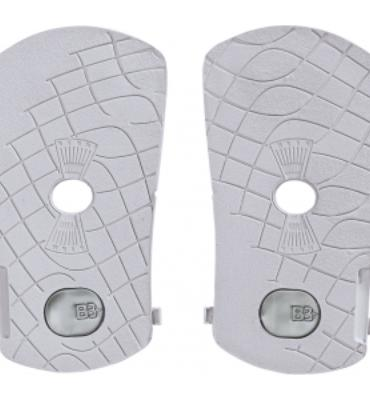 Burton Shredbed For Bindings White