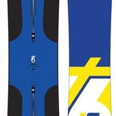 Burton T6 Snowboard 156 - Men's