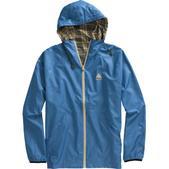 Burton Torque Jacket Swedish Blue/Dune Gutter Plaid Reverse