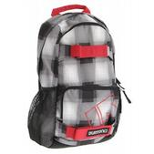 Burton Treble Yell Backpack True Black Bobber Plaid