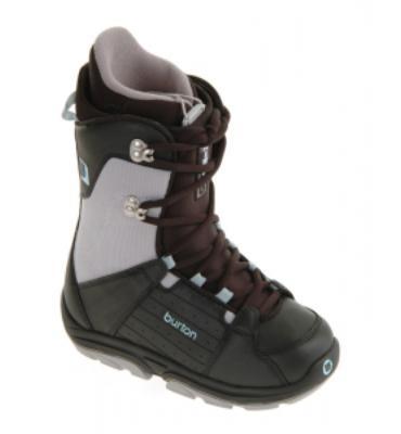 Burton Tribute Snowboard Boots Black