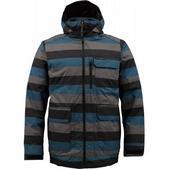 Burton TWC Prizefighter Snowboard Jacket Meltwater Stripe