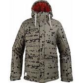 Burton TWC Puffy Snowboard Jacket Atmosphere Haze