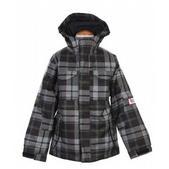 Burton TWC Transmission Snowboard Jacket Echo Man Plaid