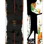 Burton Vapor Wide Snowboard 158 - Men's