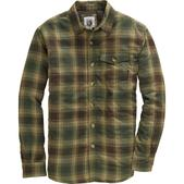 Burton Windsor Quilted Flannel Sherwood Hollywoodian Plaid