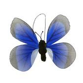 Butterfly: Blue Hairstreak Ornament