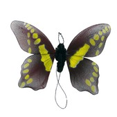 Butterfly King Swallowtail Ornament