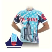 Canari Men's New York Cycling Jersey