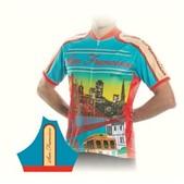 Canari Men's San Francisco Cycling Jersey