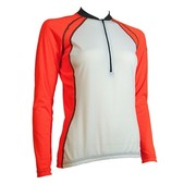 Canari Women's Cascade Long Sleeve Cycling Jersey