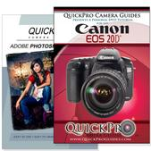 Canon 20D DVD 2 Pack Adobe Instructional User Manual Bundle