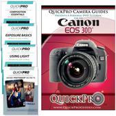 Canon 30D DVD 5 Pack Intermediate Plus Instructional Bundle
