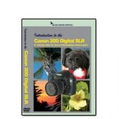 Canon DVD 20D Camera Training Video Guide by Blue Crane Digital