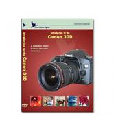 Canon DVD 30D Camera Training Video Guide by Blue Crane Digital