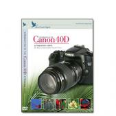 Canon DVD 40D Camera Training Video Guide by Blue Crane Digital