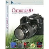 Canon DVD 50D Vol. 1 Camera Training Video Guide by Blue Crane Digital