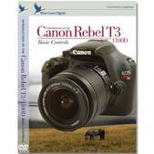 Canon Rebel T3/1100D Instructional DVD