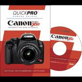 Canon Rebel XSi DVD Instructional Training Guide