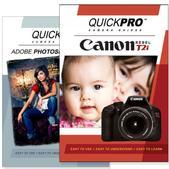 Canon T2i DVD 2 Pack Adobe Instructional User Manual Bundle