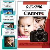 Canon T2i DVD 4 pack Intermediate Instructional Manual Bundle